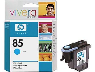 Фото - Печатающая головка HP Printhead №85 Cyan (C9420A) hp latex printhead cleaning kit