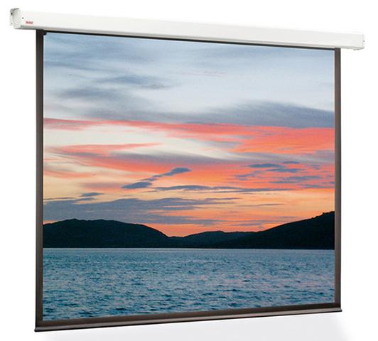 Проекционный экран Classic Lyra 274x274 (16:9) (E 266х150/9 MW-L4/W) фото