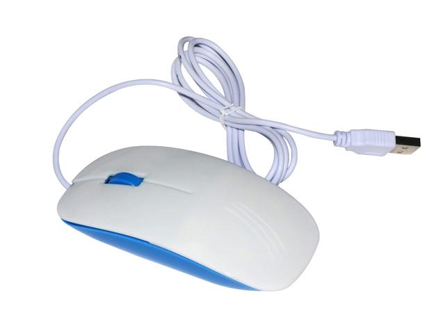 Фото - Мышка компьютерная M3DBG для термотрансфера синяя детский стульчик мордочка мышка