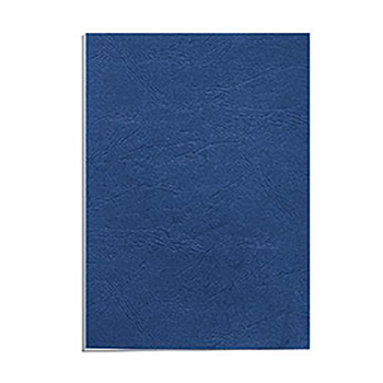 Фото - Обложка картонная Fellowes Delta, Кожа, A4, 250 г/м2, Синий Royal, 100 шт обложка картонная лен a3 250 г м2 синий 100 шт