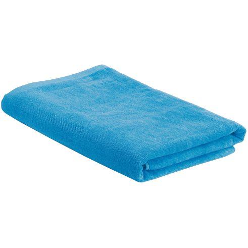 Пляжное полотенце в сумке SoaKing, голубое sanli колористы полотенце в кофейном цвете дефолт
