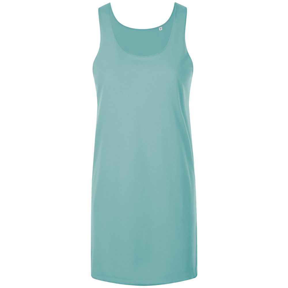 Фото - Платье-футболка COCKTAIL бирюзовое, размер XL/XXL платье oodji collection цвет карамель 24001104 5b 47420 4b00n размер xl 50