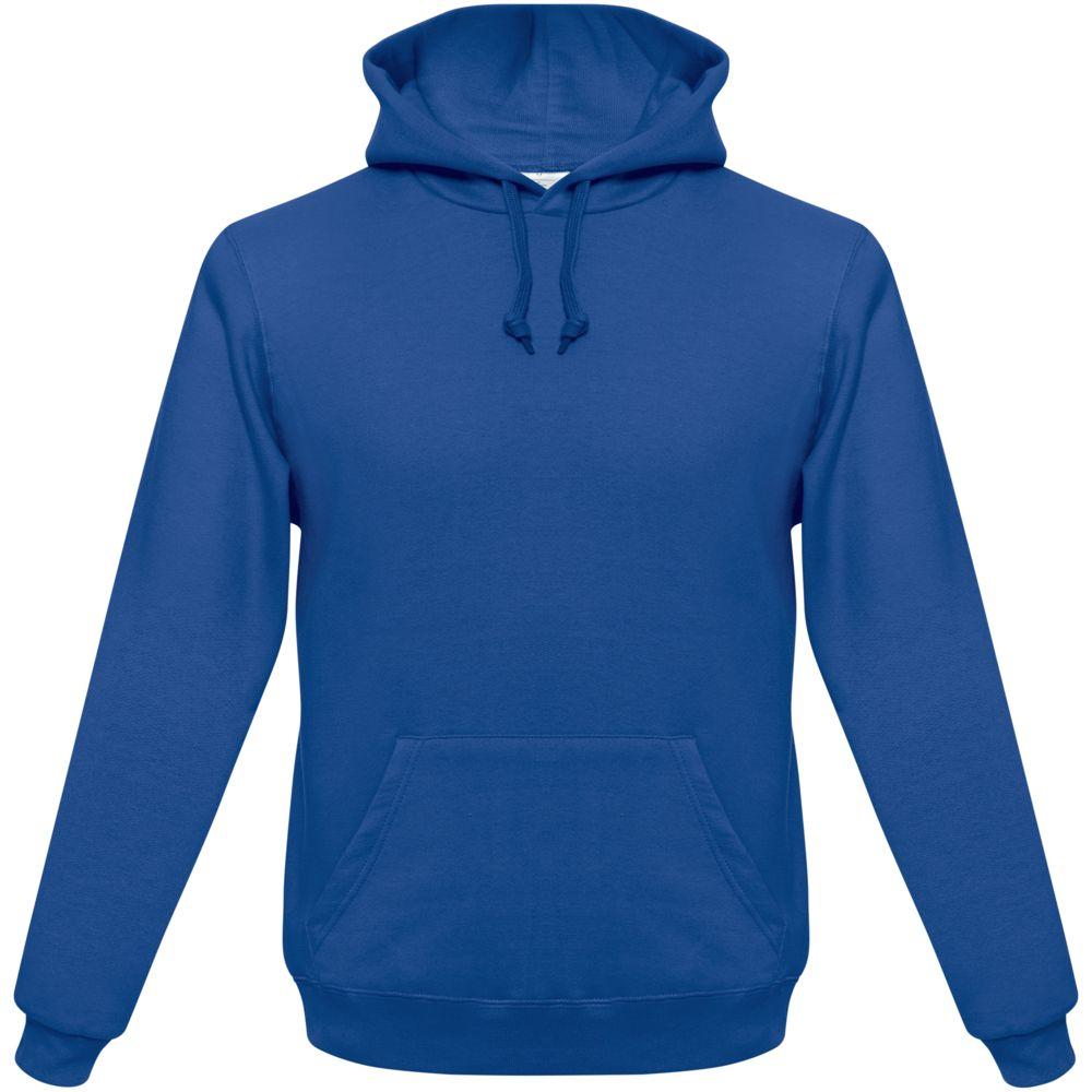 Толстовка ID.003 ярко-синяя, размер XS толстовка id 003 фиолетовая размер xs