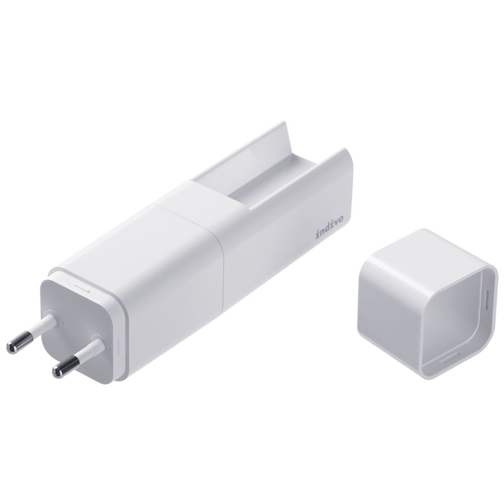 Фото - Внешний аккумулятор Urbanical Charger 1500 mAh, белый аккумулятор mjx li po 7 4v 1800 mah b2w012