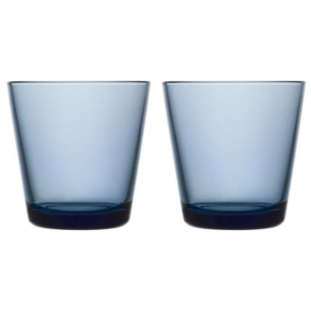 Фото - Набор малых стаканов Kartio, синий regalissimi набор из 2 х металлизированых бантов цветков малых