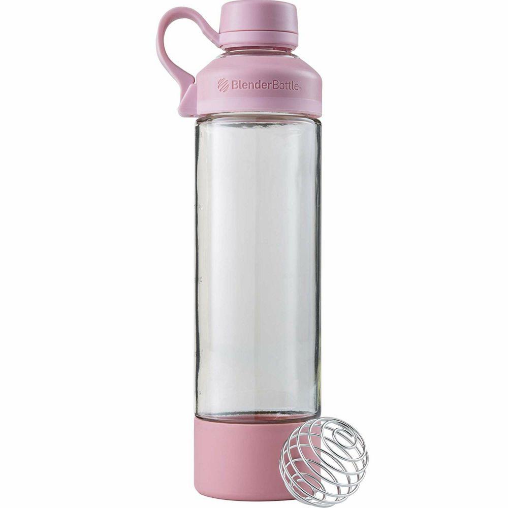 Спортивная бутылка-шейкер Mantra, розовая спортивная бутылка pinnacle sports красная
