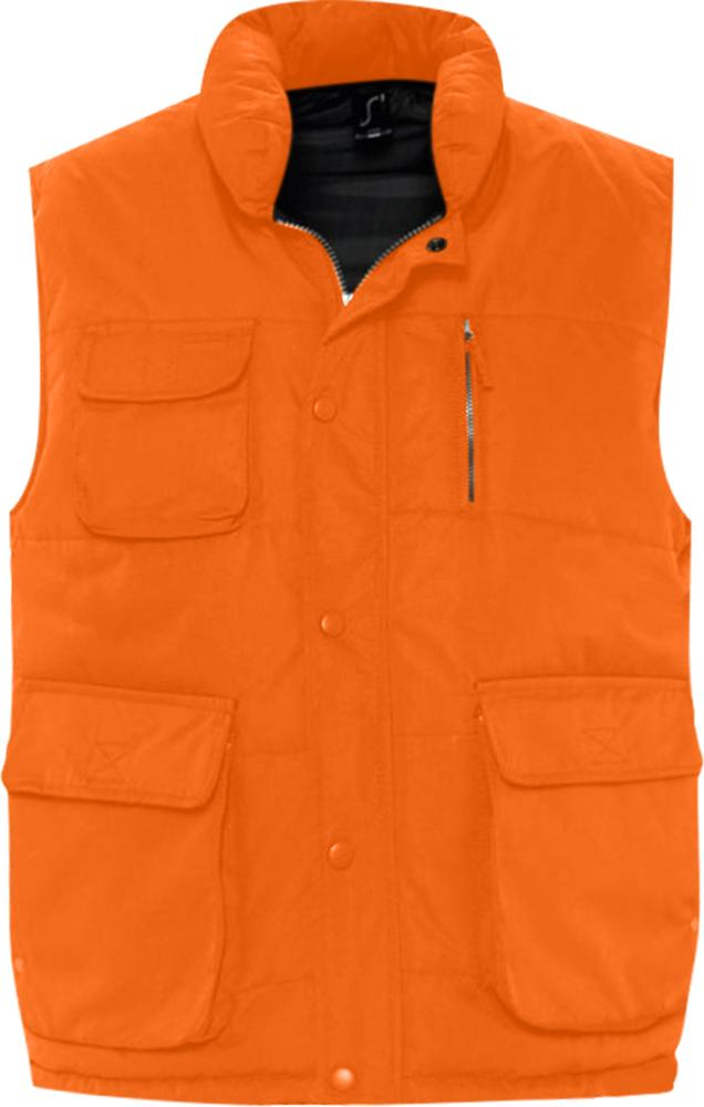 Жилет VIPER оранжевый, размер S