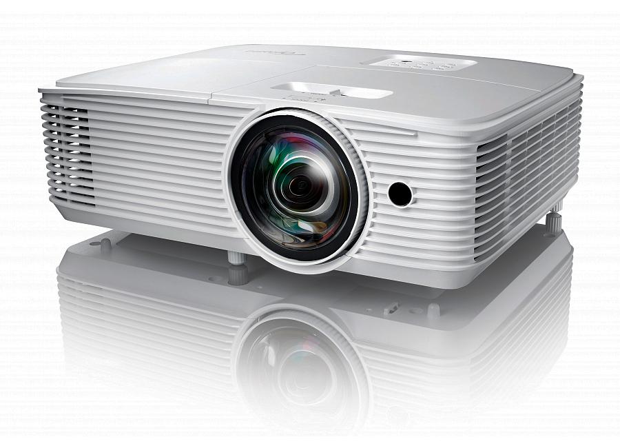 Фото - Optoma X308STe проектор optoma x308ste white dlp 1024 х 768 4 3 3500 lm 22000 1