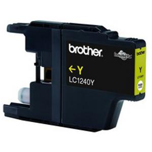 Фото - Картридж Brother LC-565XLY сканер brother ds 620 портативный