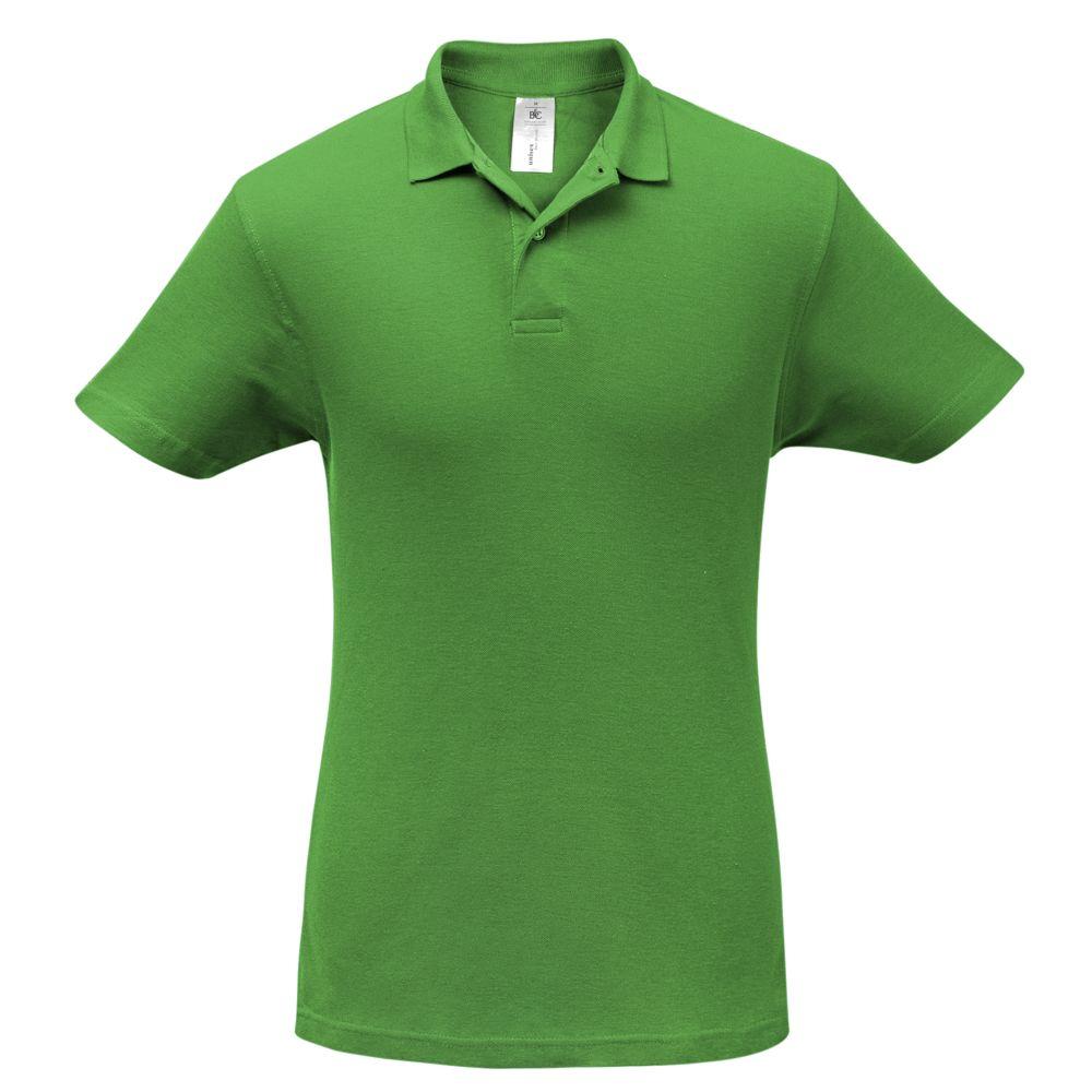 Рубашка поло ID.001 зеленое яблоко, размер XXL рубашка поло id 001 зеленая размер xxl