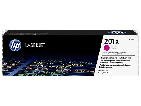 Фото - Картридж HP 201X LaserJet (CF403X) картридж hp cf363a 508a для color laserjet m552 m553 пурпурный 5000стр