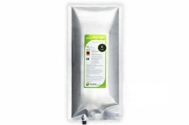 Фото - VEIKA Balance Eco Fast (Black), 1 л (пакет) средство для мытья пола 5 л любаша лимон пэт
