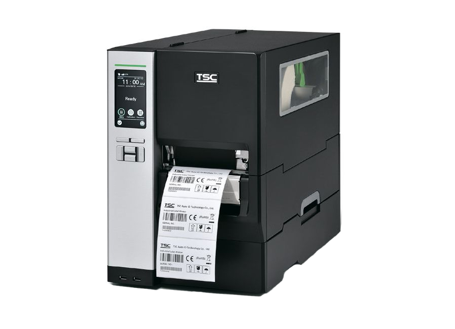 TSC MH240P (Touch LCD) с намотчиком