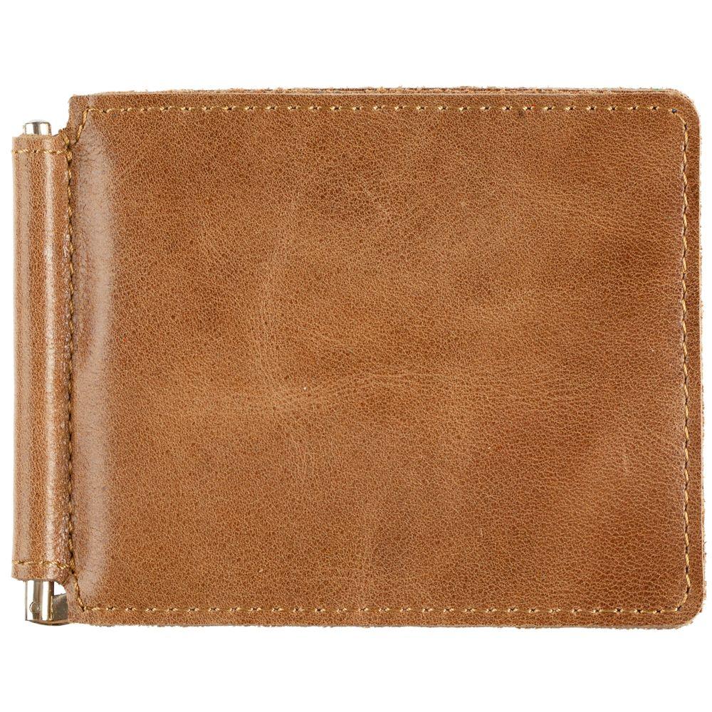 Зажим для купюр Apache, светло-коричневый вилка гриль для сосисок boyscout цвет стальной светло коричневый