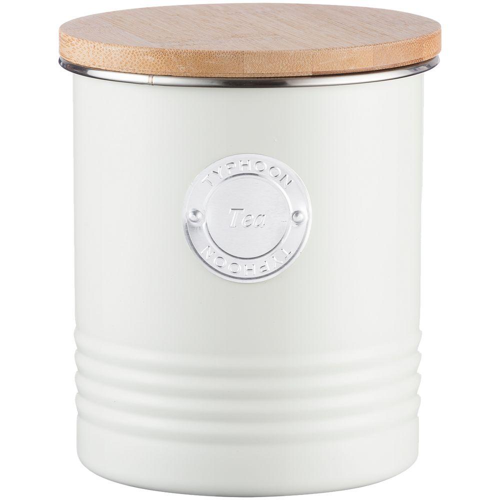 Фото - Емкость для хранения чая Living, кремовая емкость для хранения чая living nostalgia 11х11х17 см зеленая lnteagrn kitchen craft
