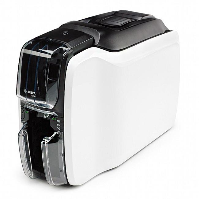 Фото - Zebra ZC100 (USB, Ethernet, Mag Encoder) zebra zc350 usb ethernet
