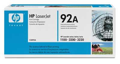 Тонер-картридж HP C4092A