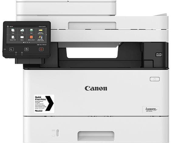 Canon i-SENSYS MF443dw фотобарабан canon c exv49y для c3330i ч б барабан 92200 стр цв барабан 82000 стр c3325i ч б барабан 83600 стр цв барабан 74600 стр c3320i c332