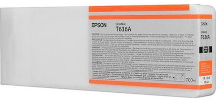 Epson T636A Orange 700 мл (C13T636A00)