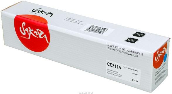 Картридж CE311A цена