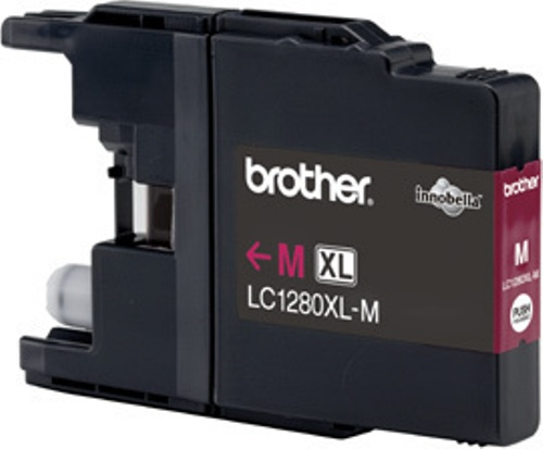 Фото - Картридж Brother LC1280XLM картридж brother lc3617y