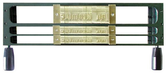 Рамка для шрифтов 1L9 / 2L4
