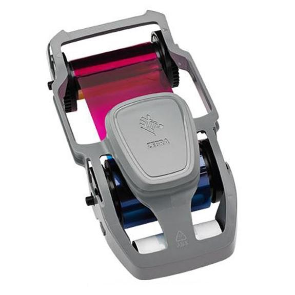 Полноцветная красящая лента риббон YMCKO 800350-550EM