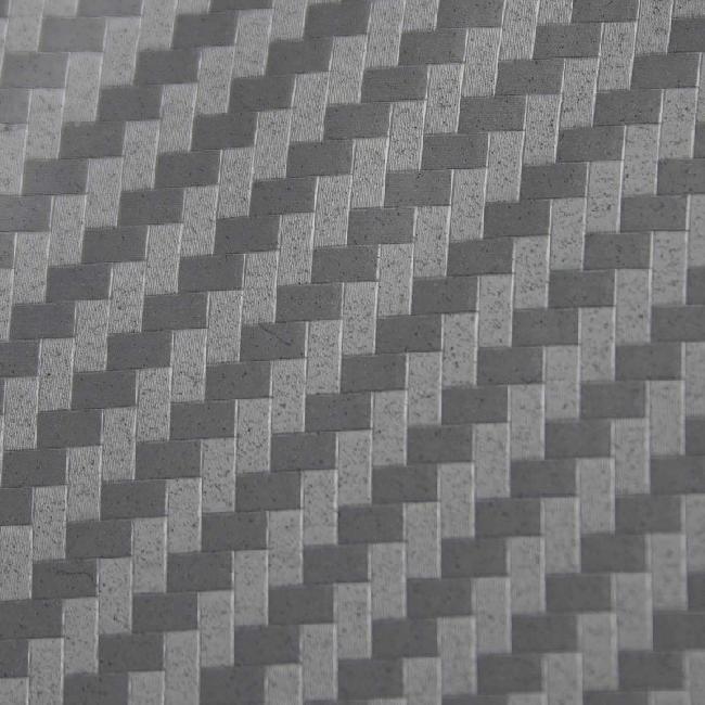 Пленка для термопереноса на ткань Hotmark Silver Carbon (10 м)