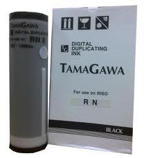 Краска черная TG-RN, 1000 мл,