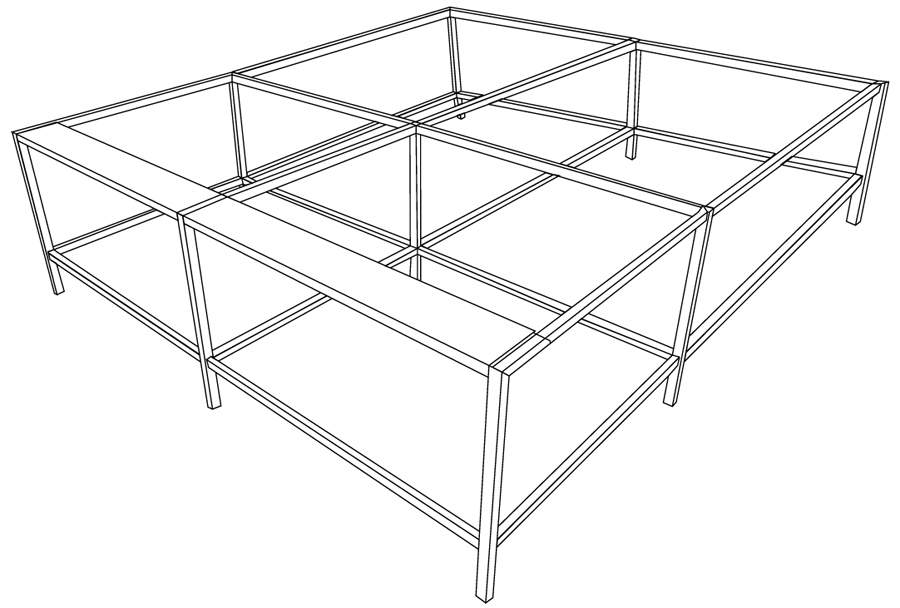 Фото - Большое расширение для стола Evolution Bench 290 лезвия medium duty для держателя vabhml к резакам keencut javelin integra evolution 2 steeltrak 100 шт