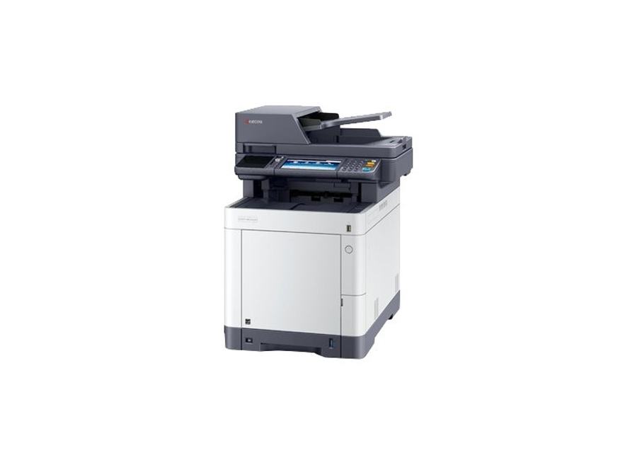 Ecosys M6630cidn принтер kyocera ecosys p2040dw ч б а4 40ppm с дуплексом и lan wifi