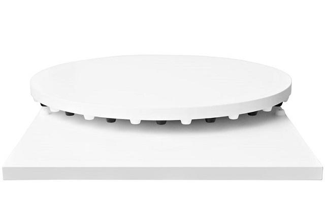 Фото - 3D-Space поворотный стол M-70-72 Плюс для 3D-фото gezatone массажная накидка 3d pad