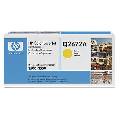 Тонер-картридж HP Q2672A