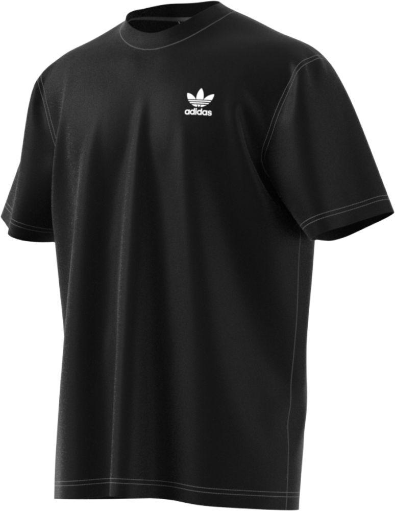 Футболка Standart Tee, черная, размер L футболка mister tee ladies moth tee женская white l
