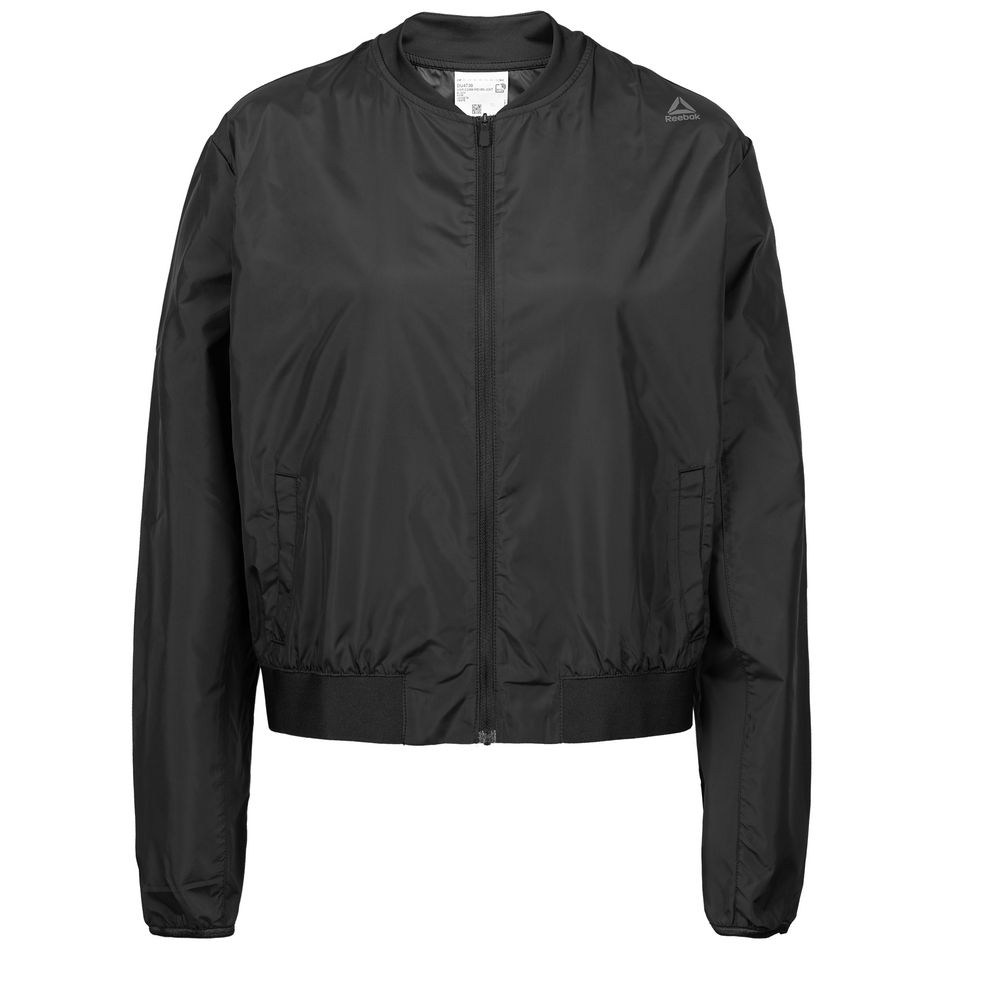 Куртка женская WOR Woven, черная, размер M