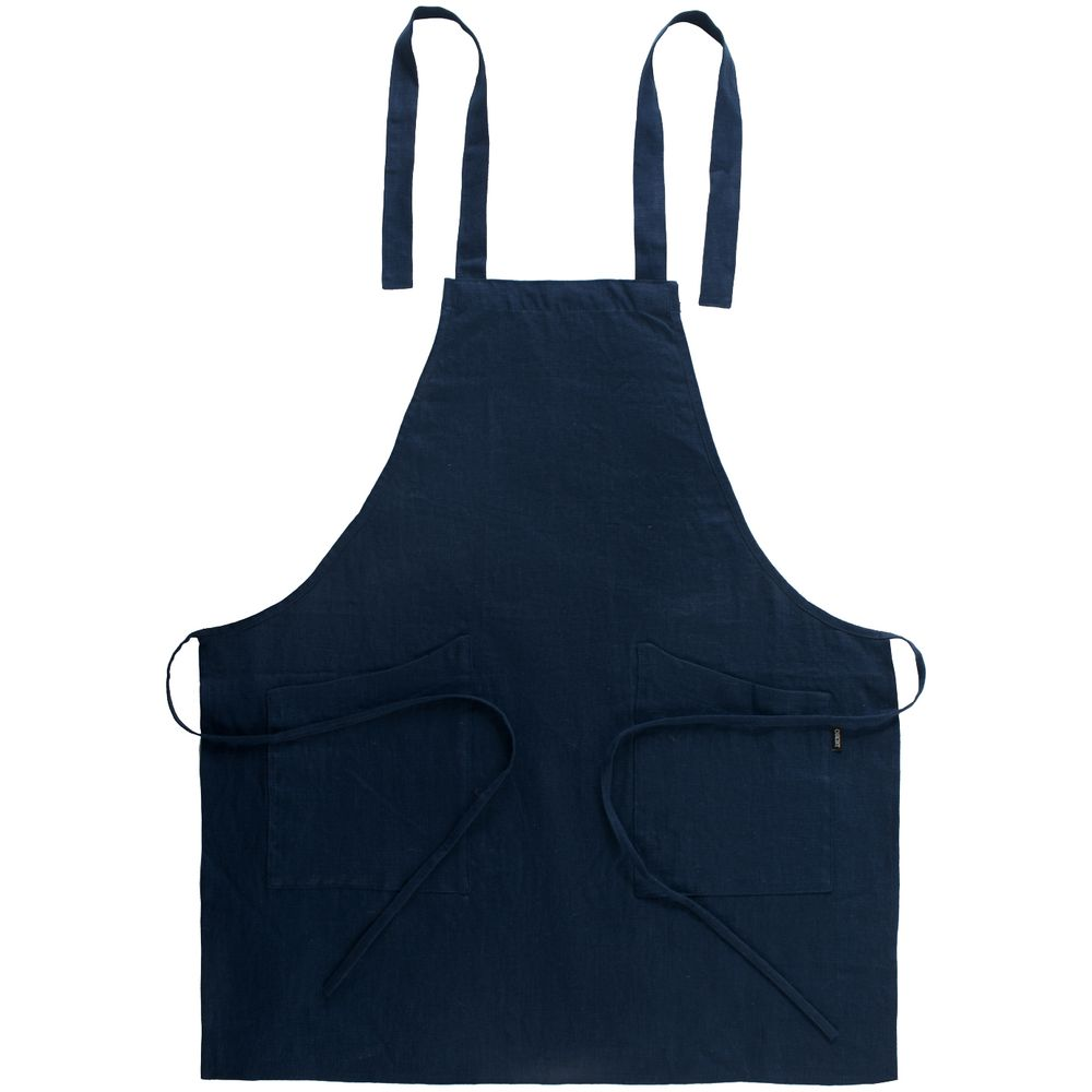 Фартук Essential, темно-синий фартук детский люблю готовить синий