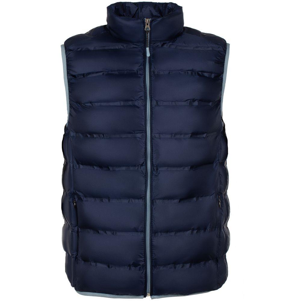 Жилет унисекс Harlosh Comfort темно-синий, размер M парка superdry темно синий 44 размер
