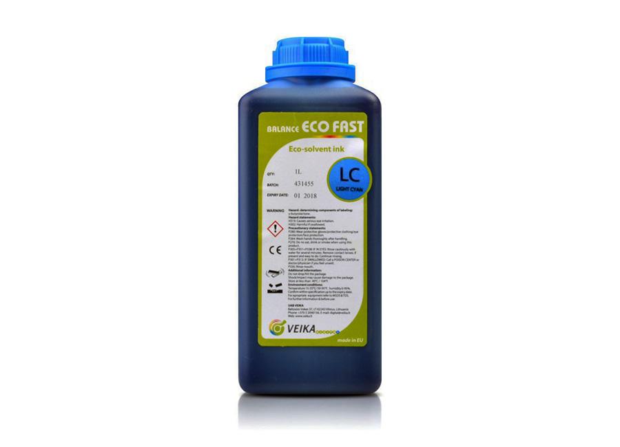 Фото - VEIKA Balance Eco Fast (Light Cyan), 1 л (бутыль) казан с крышкой сковородой нмп 5 л 9850
