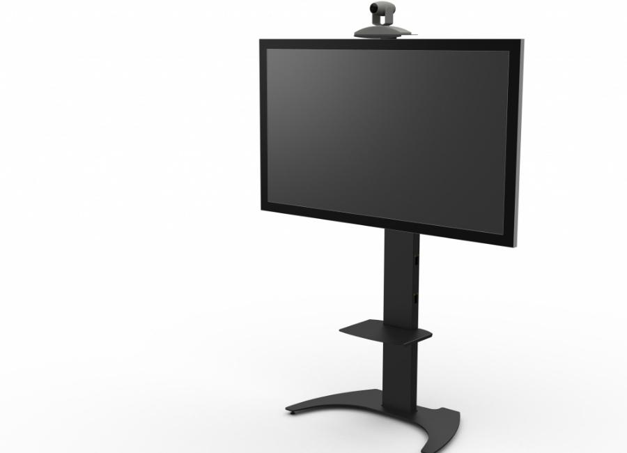 Мобильная стойка для панелей и телевизоров M65 (black)