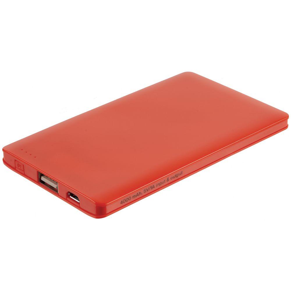 Фото - Внешний аккумулятор Easy Trick, 4000 мАч, оранжевый cbr 4040 white внешний аккумулятор 4000 мач