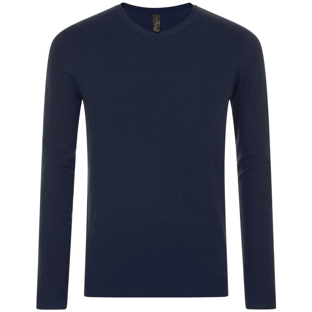 цена на Пуловер мужской GLORY MEN темно-синий, размер 3XL