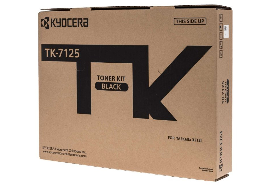 Фото - Тонер-картридж Kyocera TK-7125 для TASKalfa 3212i тонер картридж katun для kyocera taskalfa 3010i 3011i tk 7105 20k с чипом
