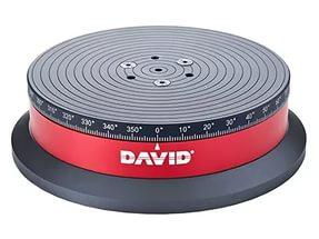 Фото - Поворотный стол David TT-1 стол домотека твист 1 вн 08 вн