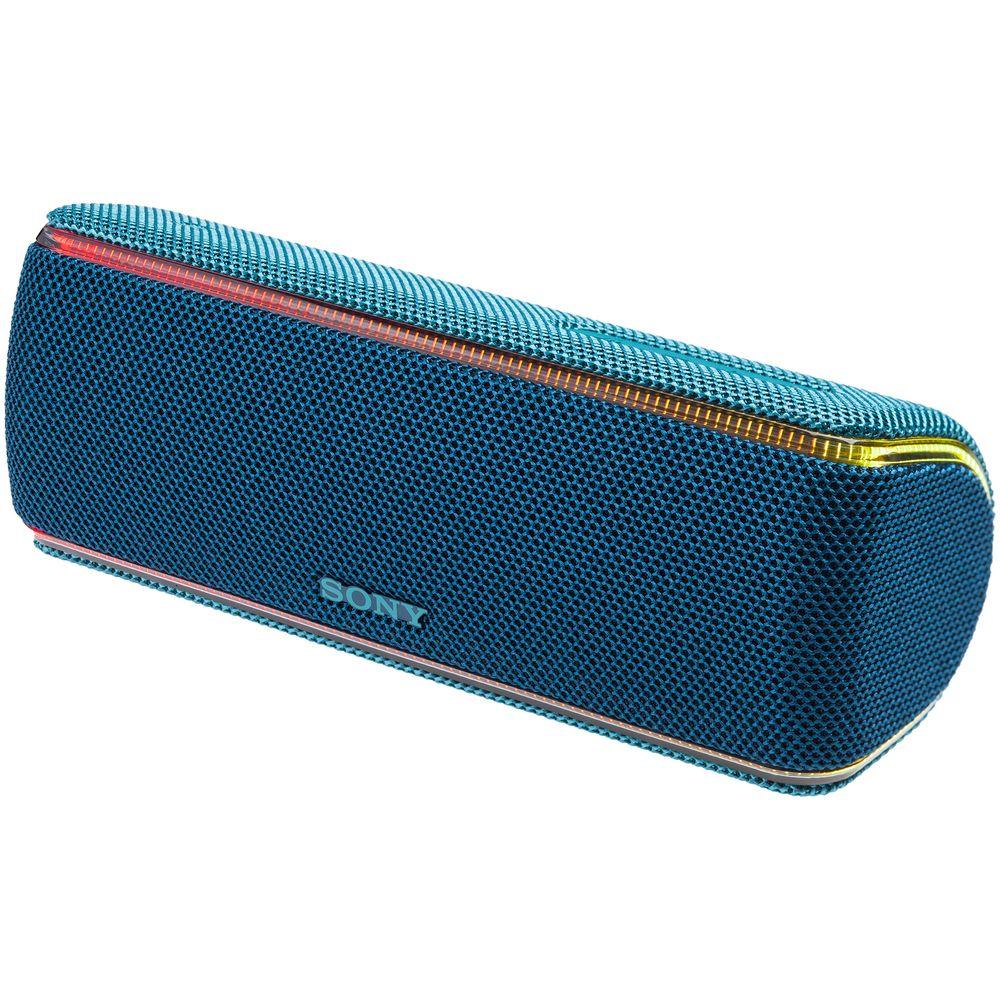 Беспроводная колонка Sony XB31L, синяя sony srsxb21 blue беспроводная акустическая система