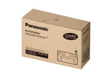 Фото - Тонер-картридж Panasonic KX-FAT400A доп трубка panasonic kx tca185ru