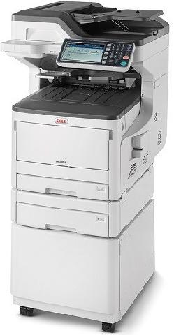 MC853dnct (45850601) цена