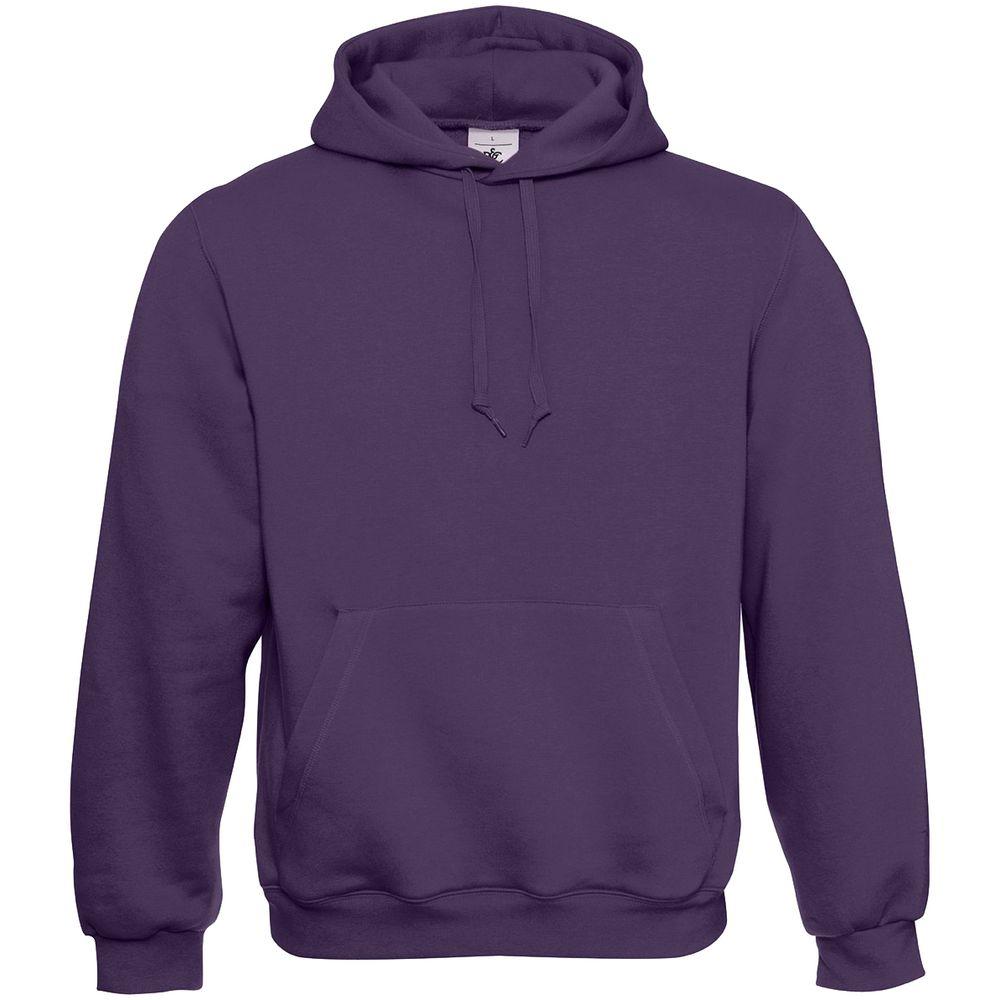 Толстовка Hooded фиолетовая, размер S
