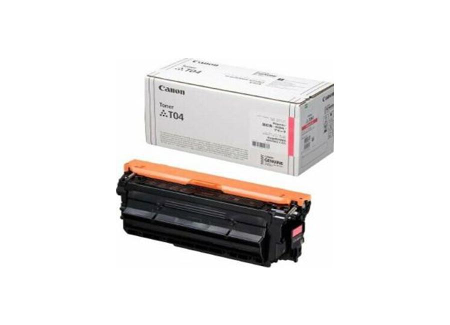 Купить Тонер-картридж Toner T04 Magenta (2978C001), Canon