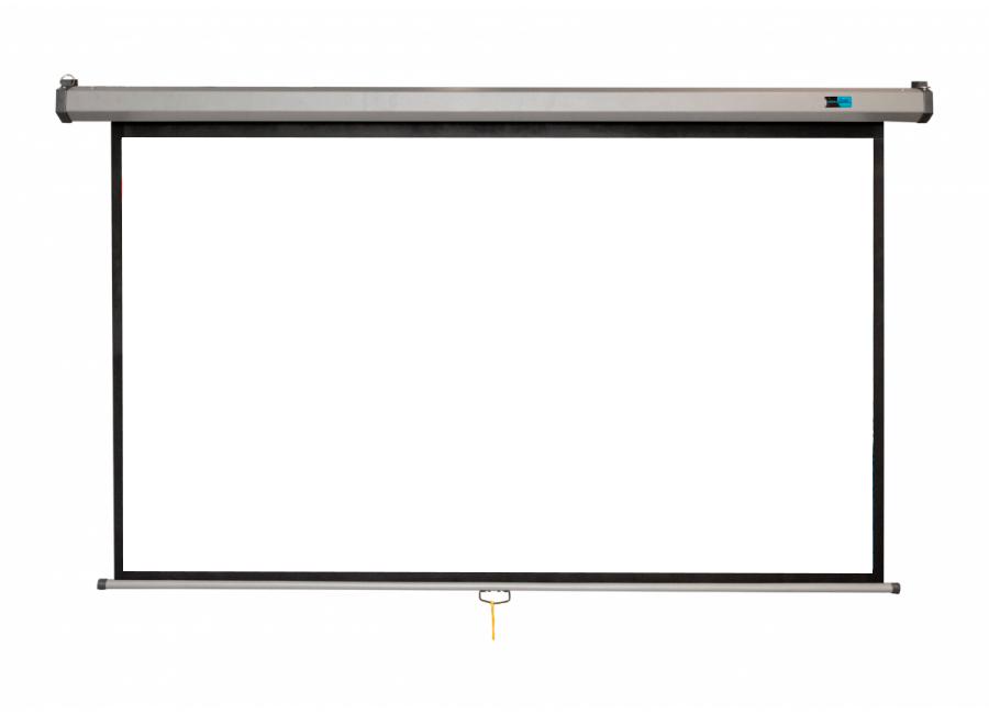 Фото - Cinema Wallscreen MW 150 332x187 см (серый корпус) cinema framescreen pvc 150 332x186 см