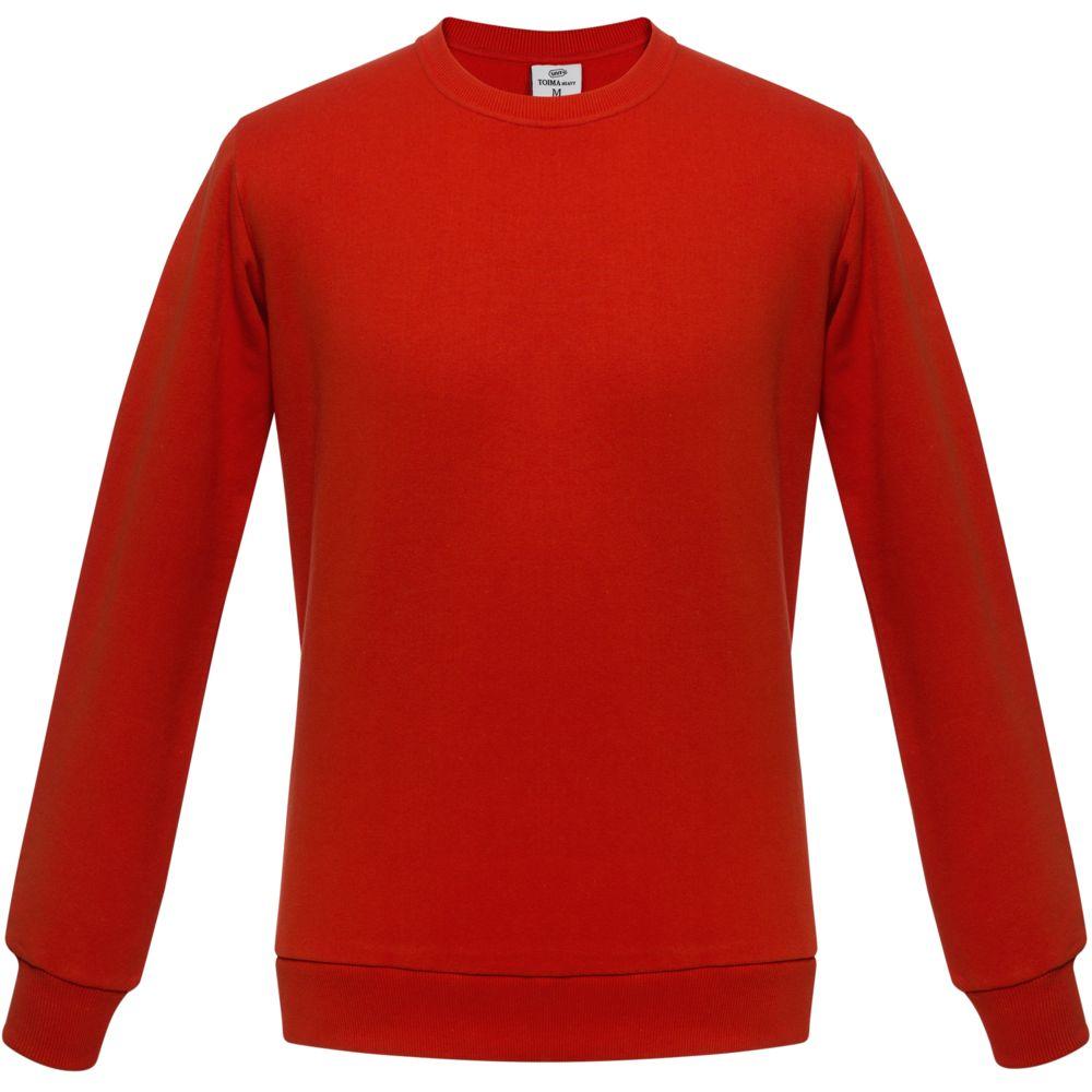 Толстовка Unit Toima Heavy красная, размер XL толстовка красная